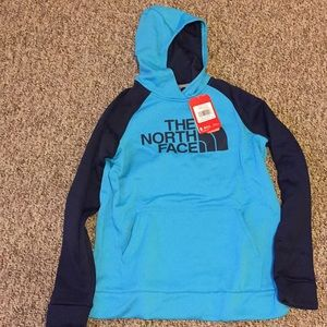 The North Face Boys Blue Hoodie